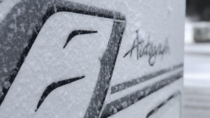 Epic snow day